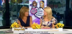 Kathie Lee Gifford and Hoda Kotb talked about reinventing yourself on the June 22 2012 show, including career changes, Plaza Ambush Makeovers, Koolatron's Travel Vanity and Zig Zag Storage Ottomans reviews and much more.