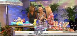 Kathie Lee & Hoda spoke with Jill Martin about being stylish on the beach, including TKees flip flops reviews, Pottery Barn, Ettika and more