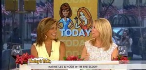 Kathie Lee and Hoda have a full hour on June 14 2012, as they discuss everything from a graduate flash mob video to summer cocktails & more