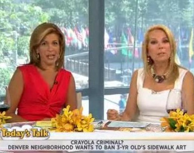 It is a full hour of Kathie Lee and Hoda on June 21 2012 for The Today Show, as they talked about Alec Baldwin losing his pants on Late Show with David Letterman, a bullied bus monitor video, bug repellents, dating advice from men and much more.