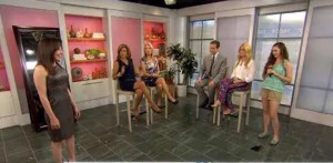 Kathie Lee and Hoda have the Plaza Ambush Makeovers, which featured Andrew Marc dress and Maggy London dress reviews and more.