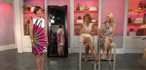 Kathie Lee and Hoda had the Plaza Ambush Makeovers, as they gave two lucky ladies new looks, including Maggy London dress reviews and more.