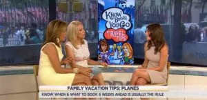 Kathie Lee and Hoda talk with Sarah Spagnolo about family summer vacation tips for the upcoming summer travel.