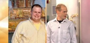 Kathie Lee and Hoda introduced the newest member of The Joy Fit Club Clint Lehman, who lost 196 pounds with the help of Weight Watchers.
