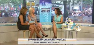 Kathie Lee and Hoda talked with Dr. Jeanine Downie about summer skin conditions and treatments, including swimmer's itch, rosacea and more.