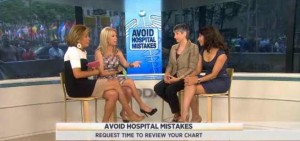 Kathie Lee and Hoda discussed how to help you avoid hospital mistakes, like bringing a friend, having a written health plan and much more.