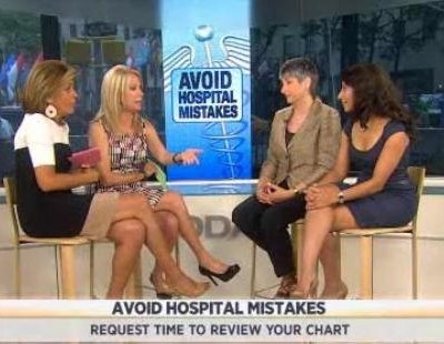 Kathie Lee and Hoda discussed tips to help you avoid hospital mistakes, like bringing a friend, having a written health plan and much more.
