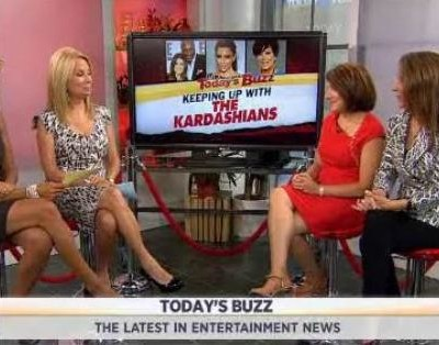 Kathie Lee and Hoda have Today's Buzz with Bonnie Fuller & Roseanne Colletti with topics from Alex Trebek's heart attack to Brave and more.