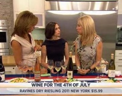 Kathie Lee & Hoda gave us tips on pairing wines, as they are joined by Sharon Severens with Brooklyn Black Chocolate Stout reviews & more