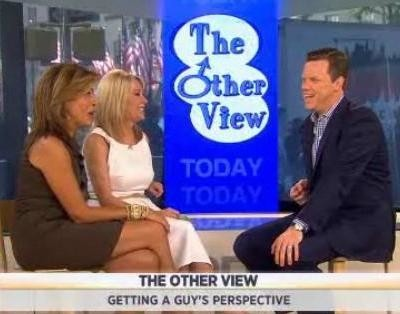 Kathie Lee and Hoda talk with Willie Geist to get the guy's perspective on Father's Day, including gift ideas, what no gifts means and more.