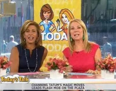 Kathie Lee & Hoda June 27 2012