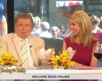Regis Philbin reunites with Kathie Lee, as the June 20 2012 hour is filled with wine pairings for summer parties, dynamic duos trivia & more