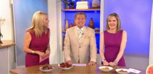 Kathie Lee & Regis talk with Madelyn Fernstrom, Today Diet Expert, on the facts on fresh, frozen, canned and organic fruits and vegetables.