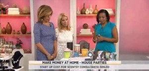 Kathie Lee Gifford, Hoda Kotb and Sharon Epperson discuss home parties to make money at home.