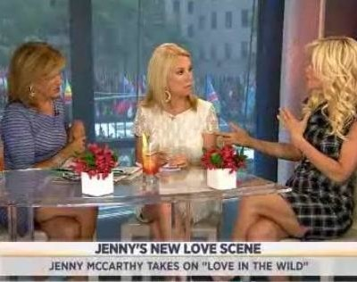 Kathie Lee Gifford and Hoda Kotb sit down with Jenny McCarthy to discuss her newest gig.