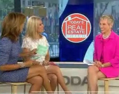 Kathie Lee Gifford and Hoda Kotb welcome Barbara Corcoran to discuss adding curb appeal to your home