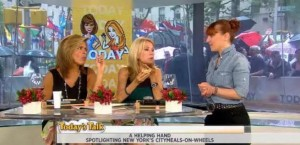 Kathie Lee and Hoda discuss Peachy Keen Tarts with pastry chef, Mindy Segal