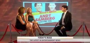 Kathie Lee Giffod and Hoda Kotb discuss the weekend's entertainment news with Rob Shuter, Huffington Post Celebrity News columnist