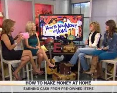 Kathie Lee & Hoda: How To Make Money At Home & London Olympics Deals