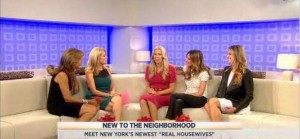 Kathie Lee and Hoda sit down with the new members of The Real Housewives Of New York City
