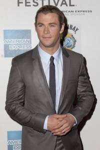 Chris Hemsworth Vs Mike Greenberg: Live With Kelly June 1 2012