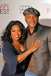 Tyler Perry Calls Oprah: Live With Kelly