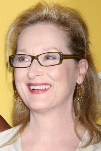 Meryl Streep joined her Into the Woods costars Emily Blunt and Anna Kendrick on Ellen to talk about the film.  (Helga Esteb / Shutterstock.com)