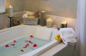 Dr Oz: Cellulite Seaweed Bath