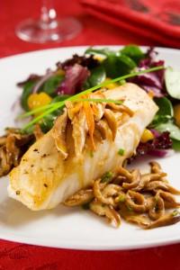 Dr Oz: Sea Bass with Mediterranean Sauce Recipe
