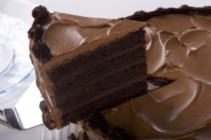 Dr Oz: Rice Bran Oil Chocolate Cake