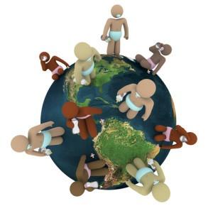 Ellen: 7 Billion World Population