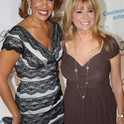 Kathie Lee Gifford and Hoda Kotb discuss topics on Today's Talk