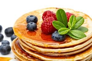 Jesse Palmer: Mildred's Temple Kitchen Pancakes