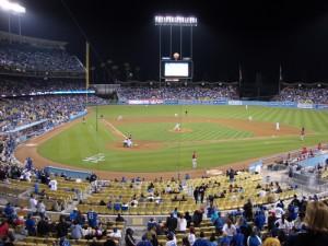Sophia Grace & Rosie: Dodgers