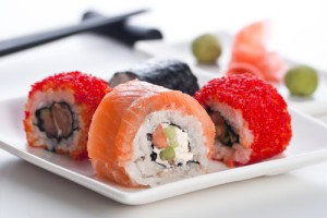 The Drs: Can Eating Sushi Cause Parasites?