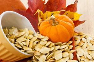 Drop 10 Diet: Pumpkin Seeds Vs Chips
