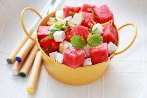 Watermelon and Tomato Salad Recipe: Kathie Lee & Hoda