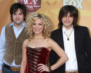 The Band Perry: Today Show June 1 2012