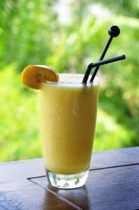 Pineapple Protein Banana Blaster Recipe: Dr Oz