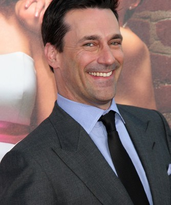 Mad Men star Jon Hamm will stop by to talk to The Chew about his new movie 'Million Dollar Arm,' which is based on a true story, on May 15 2014. (Helga Esteb / Shutterstock.com)