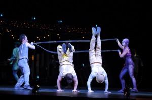Cirque Du Soleil Zarkana: Live With Kelly