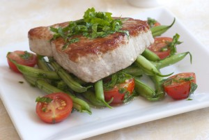 Divine Honey Lime Grilled Tuna Recipe: Live With Kelly June 12 2012 Recap