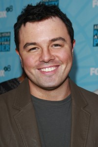 Seth MacFarlane Ted: Live With Kelly