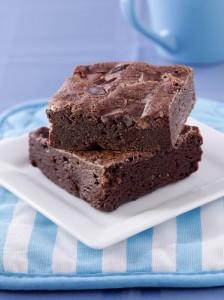 Brownies With Butterscotch Sauce Recipe: Ryan Scott