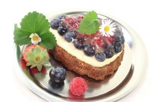 Kathie Lee & Hoda: Blueberry Tart Recipe