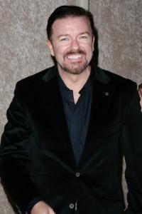 Ellen: Ricky Gervais Golden Globes
