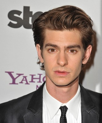 Andrew Garfield: Live With Kelly June 27 2012