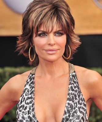 Lisa Rinna: Big Sexy Fun Game Live With Kelly
