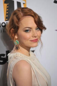 Emma Stone: Live With Kelly