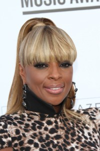 Mary J Blige Rock of Ages: Live With Kelly